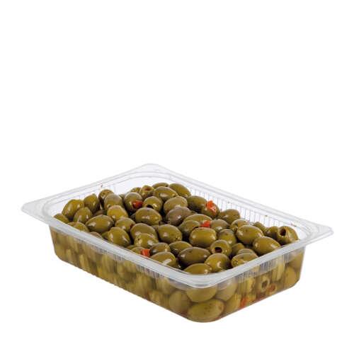 Olive verdi farcite Pieragnoli