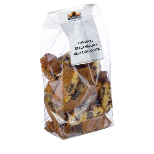 Cantucci della vallata alla cioccolata Pieragnoli