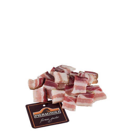 Ciccioli di pancetta Pieragnoli
